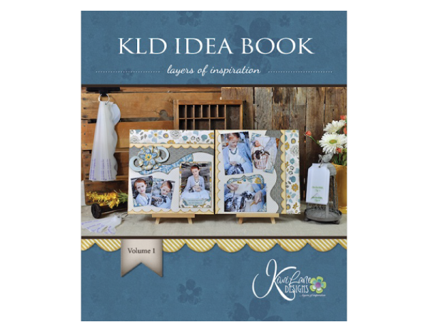 Kiwi Lane Idea Book Volume 1
