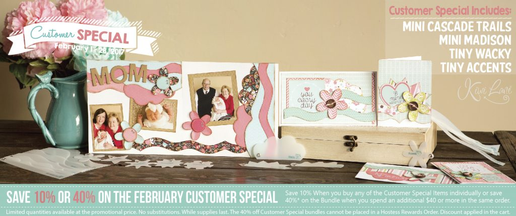 February Customer Special Shop Banner