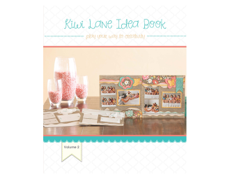 Kiwi Lane Idea Book Volume 2