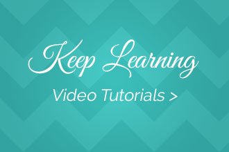Visit our tutorials to learn more about the Play To Create system.