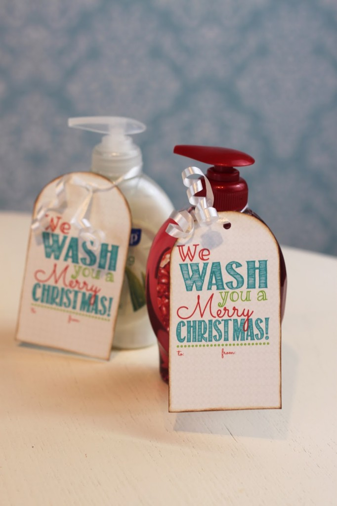 We wash you a merry christmas