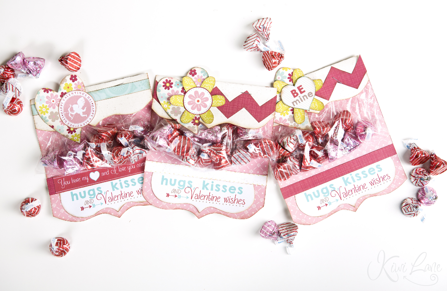 Hugs & Kisses Treat Bags