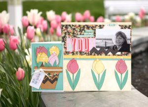 Mother's Day Layout