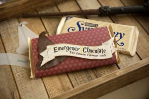 Emergency Chocolate Harry Potter