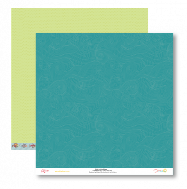 Splash Of Sunshine Layout Kit Paper 2