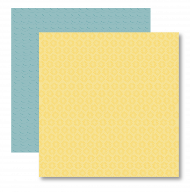 Splash Of Sunshine Layout Kit Paper 3